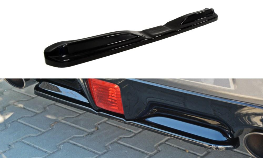 Splitter Tylny Środkowy Nissan 370Z - GRUBYGARAGE - Sklep Tuningowy